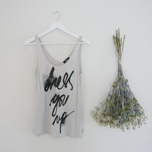 Tops - Dress You Up Graphic Tee